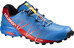 Salomon Speedcross Pro Trailrunning Shoes Men bright blue/radiant red/black